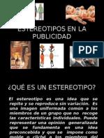 Estereotipos en La Publicidad