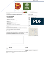 Restaurant Manager (Assistant Restaurant Manager ) - PT Mitra Manna