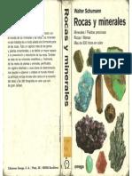 Rocas y Minerales - Schumann