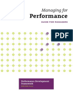 Reading 2 - Managing for Performance Guide for Managers