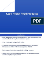Kapil Health Food Products
