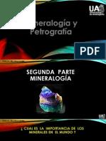 Mineralogía y Petrografía Parte Quimica Mineral