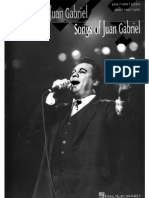 Canciones De Juan Gabriel