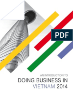 An Introduction to Doing Business in Vietnam 2014 - Preview