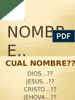 02- El Nombre (Aaron)