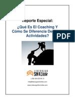 Extracto Que Es Coaching