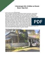Dijual Rumah Di Bendungan Hilir, 20 Miliar an Rumah Besar- Siap Huni