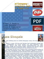Kasus Hershey (Harshey's Case)