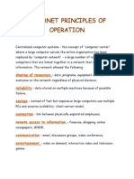 internet principles of operation