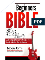 Learn How to Play the Guitar for Absolute Beginners