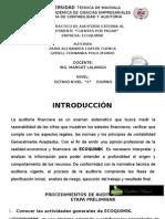 CASO PRACTICO DICTAMEN DE AUDITORIA