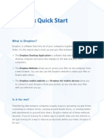 Getting Started - Dropbox