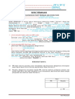 Surat Perjanjian Pengadaan Barang Dan Jasa Pemerintah Paket Jasa Konsultansi