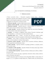 VU Stipendijų nuostatai (galutiniai)