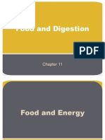 11-1 Food and Energy