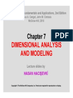 Chapter7 Dimentional Analysis