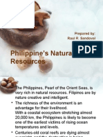 Philippine's Natural Resources