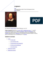 William Shakespeare Referat
