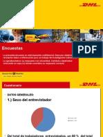 DHL Encuesta (2003)