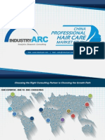 China Professional Hair Care Market