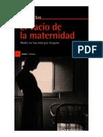 El Vacío de La Maternidad - Victoria Sau