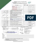 Training-calendar July 2015