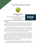 Program Puskesmas Dalam Pemberantasan Demam Berdarah Dengue