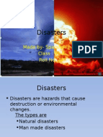 Presentation on Natural Disaster
