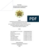 Proposal Kkn-ppm Ugm Desa Banjaroya 2013
