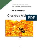 CRESTEREA-ALBINELOR
