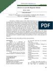 Critical Review of Ayurvedic Diagnostic Methods
