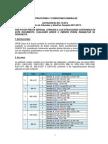 Instrucciones Licitacion No INV-15-2013