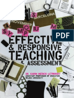Effective and Responsive Teaching and Assessment