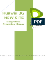 Huawei 3G Integration
