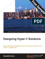 Designing Hyper-V Solutions - Sample Chapter
