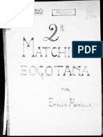 2da Matchica Bogotana - Emilio Murillo