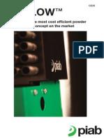 Brochure - Piab piFLOWi, f Vacuum Conveyor.pdf