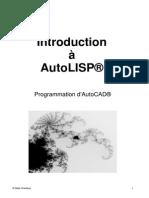 Introduction a AutoLISP