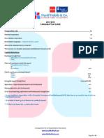 2014-2015 Tanzania Tax Guide