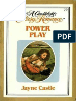 Jayne Ann Krentz (as Jayne Castle) [Candlelight Ecstasy 79] - Power Play