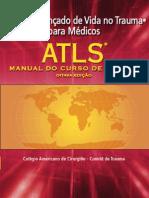 ATLS - 8ª Edição - Português - 2008
