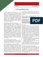Fact Sheet 7 linme