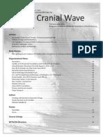 CranialWave Summer 2011