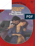 Jayne Ann Krentz (as Stephanie James) [a Novel 1982] - To Tame the Hunter