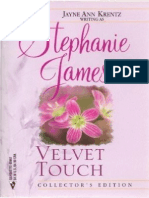 Jayne Ann Krentz (as Stephanie James) [a Novel 1982] - Velvet Touch
