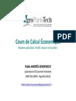 CalculEconomiqueCours1etCours2