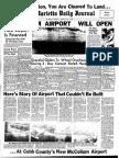 McCollum Airport History (GA)