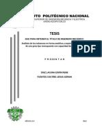 tesis de analisis de esfuerzo de grua de 20 ton