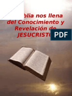 La Biblia nos llena del Conocimiento y Revelación.ppt