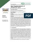 Heat Transfer Analysis of Integral-Fin Tubes